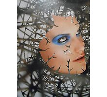Barbie Wired Photographic Print
