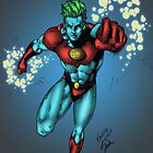 Captain Planet by paradoxwhirl