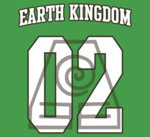 Earth Kingdom Jersey #02 by iamthevale