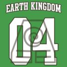 Earth Kingdom Jersey #04 by iamthevale