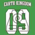 Earth Kingdom Jersey #09 by iamthevale