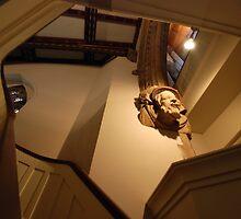 Up - Christ Church by John Schneider