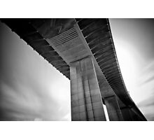 Melbourne Westgate Freeway Photographic Print