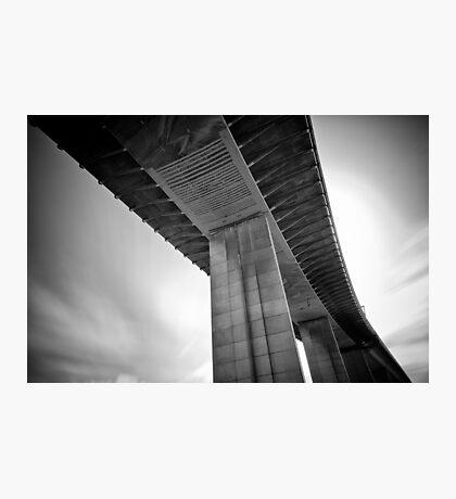 Melbourne Westgate Freeway Photographic Print