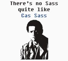 Cas Sass by Zephyrial