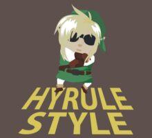 Hyrule Style by sambambina