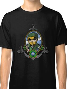 Legend Of Zelda - Sailor Link Classic T-Shirt