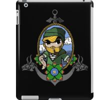 Legend Of Zelda - Sailor Link iPad Case/Skin