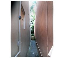 Narrow Spaces Poster