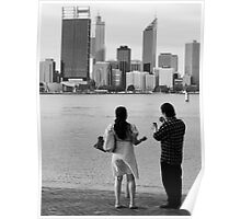 South Perth Couple Poster