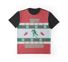 Happy Hockeydays Graphic T-Shirt