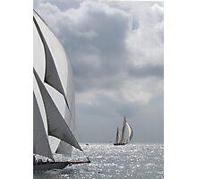 Panerai Classic Yachts Challenge Photographic Print