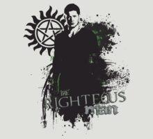 Dean Winchester by ElocinMuse