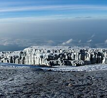 Summit of Mount Kilimanjaro by nathanshanksAUS