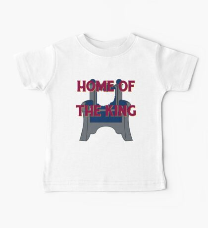 Home of the King Baby Tee