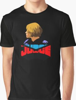 Judge Anderson Graphic T-Shirt