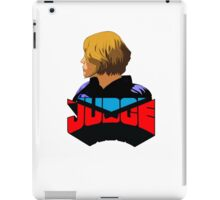Judge Anderson iPad Case/Skin