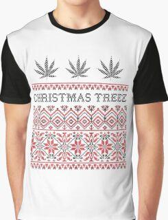 XMAS TREEZ Graphic T-Shirt
