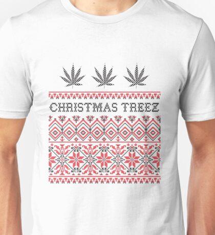 XMAS TREEZ Unisex T-Shirt