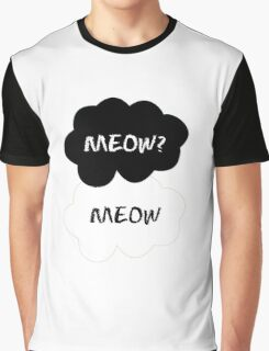 MARKIPLIER - MEOW Graphic T-Shirt