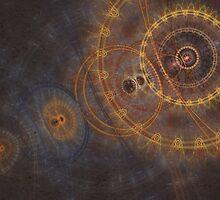 Clockwork mind by MartinCapek