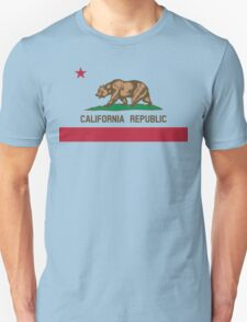 California Flag Unisex T-Shirt