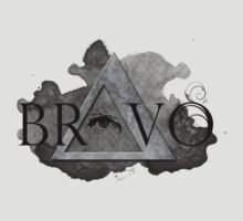 Bravo (band logo) by Chrusb