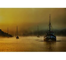 Carina In The Mist Photographic Print