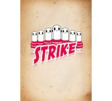 Strike Photographic Print