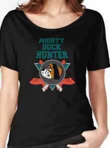Mighty Duck Hunter Women's Relaxed Fit T-Shirt