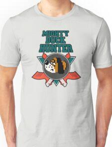 Mighty Duck Hunter Unisex T-Shirt