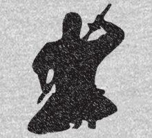 Ninja Warrior One Piece - Long Sleeve
