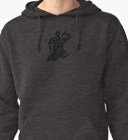 Ninja Warrior Pullover Hoodie