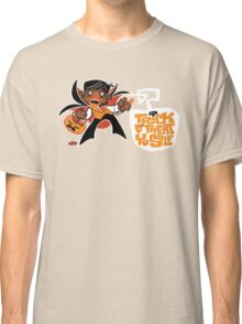 Trick O' Treat Yo Self Classic T-Shirt