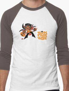 Trick O' Treat Yo Self Men's Baseball ¾ T-Shirt