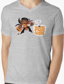 Trick O' Treat Yo Self Mens V-Neck T-Shirt