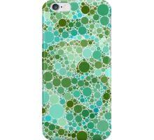 Seaweed Spots iPhone Case/Skin