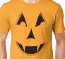 Happy Vamp Pumkin Face Unisex T-Shirt