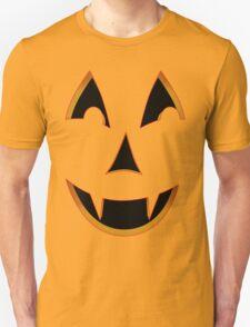 Happy Vamp Pumkin Face T-Shirt