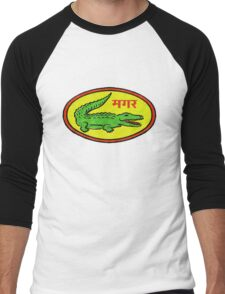 Funky Crocodile Men's Baseball ¾ T-Shirt