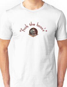 funny bro clown tee fuck the bozos Unisex T-Shirt