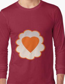 Tenderheart Bear (low version) Long Sleeve T-Shirt