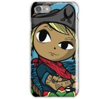 Legend Of Zelda - Captain Tetra iPhone Case/Skin