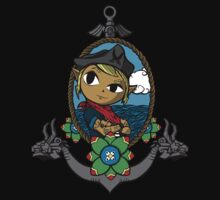 Legend Of Zelda - Captain Tetra Baby Tee