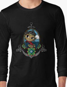 Legend Of Zelda - Captain Tetra Long Sleeve T-Shirt