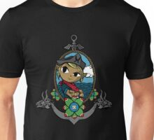 Legend Of Zelda - Captain Tetra Unisex T-Shirt