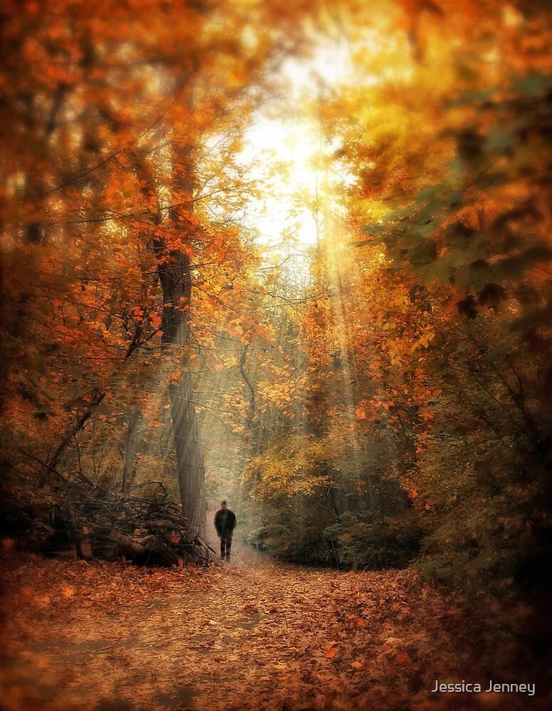 Autumn Meditation by Jessica Jenney