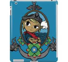 Legend Of Zelda - Captain Tetra iPad Case/Skin