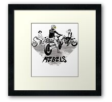 Rebels Framed Print
