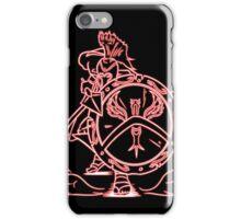 Enchanted Spartan (Light) iPhone Case/Skin